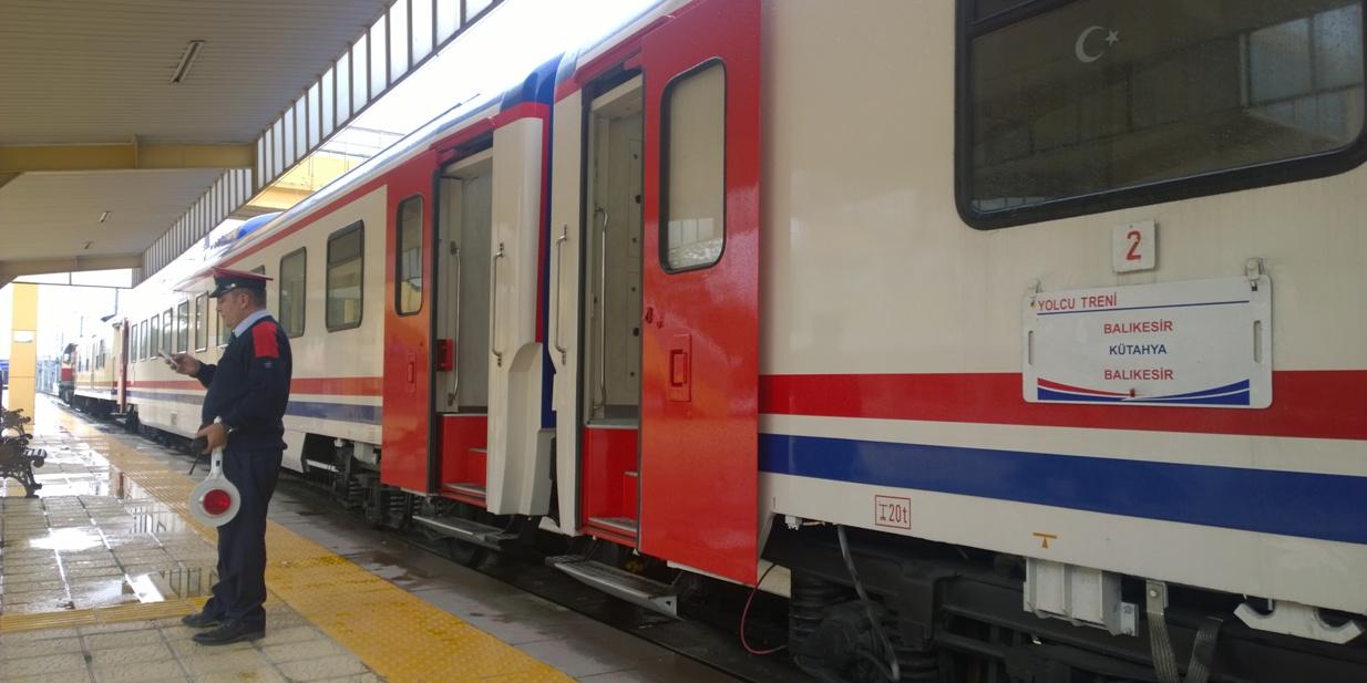 Kütahya Balıkesir treni
