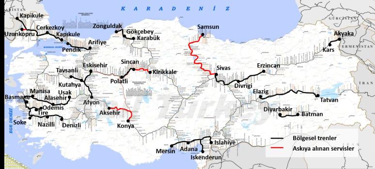 bölgesel trenler 2017