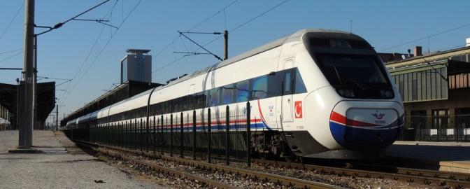 İstanbul Ankara hızlı treni