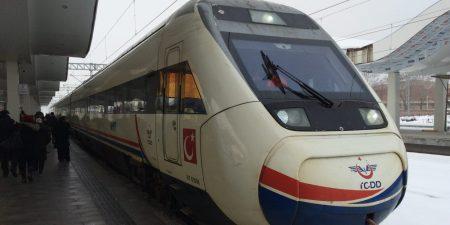 ankara eskişehir hızlı treni