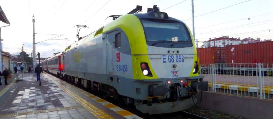 Halkalı Çerkezköy treni