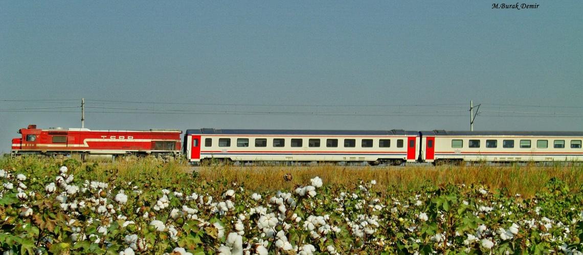 Mersin Islahiye train