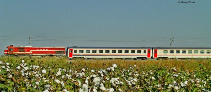 İslahiye treni - Muhammet Burak Demir