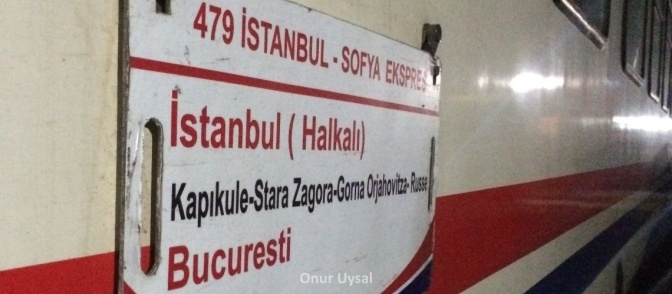 Bosfor Ekspresi (İstanbul Bükreş treni)