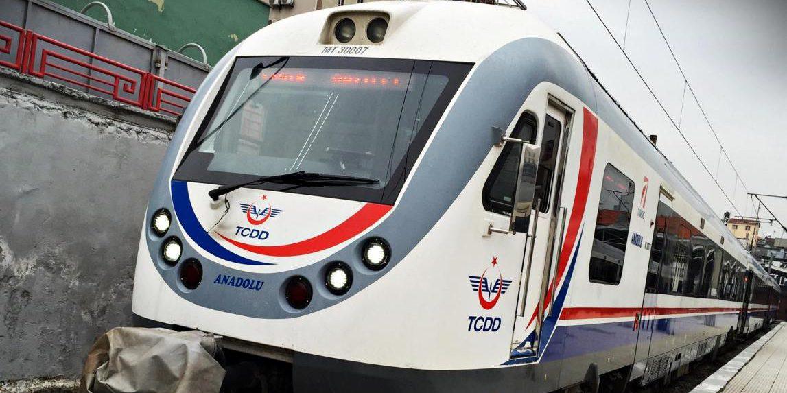 Izmir Nazilli train