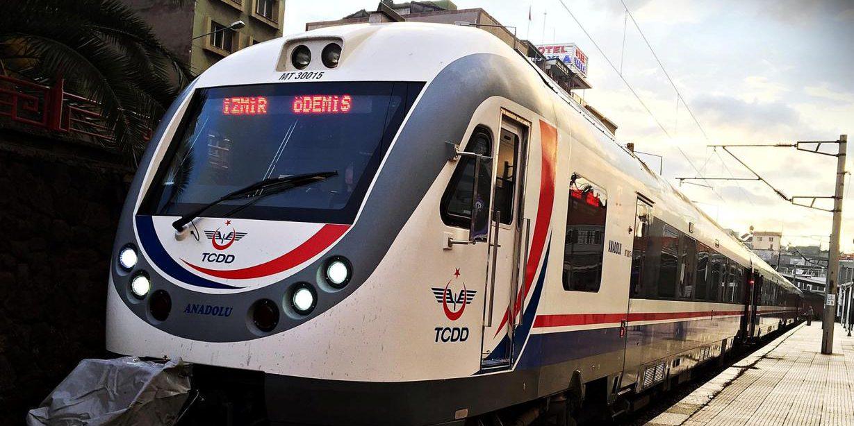 İzmir Ödemiş treni