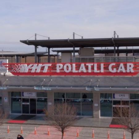 Polatlı YHT istasyonu - TCDD