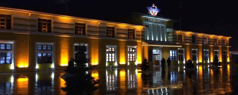 Sivas İstasyonu