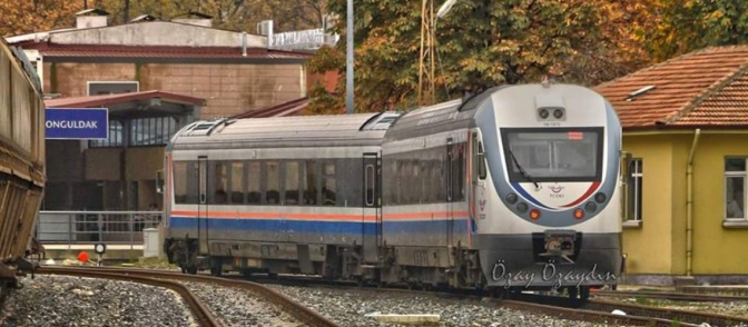 Zonguldak Karabük treni - Özay Özalp Özaydın