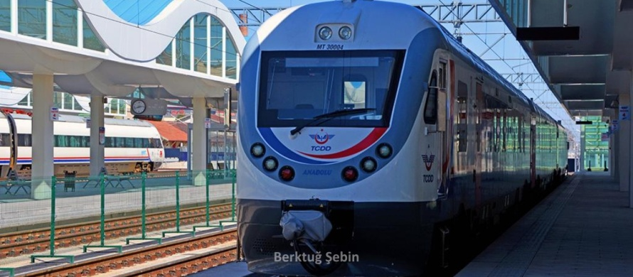 Eskisehir Afyon train