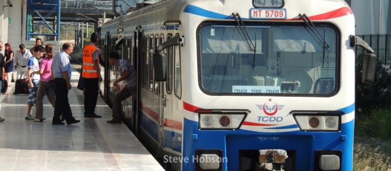İzmir Tire treni - Steve