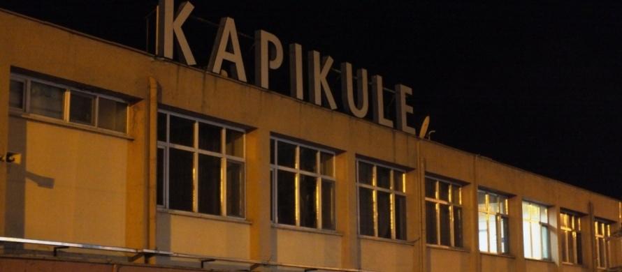 Kapikule train station