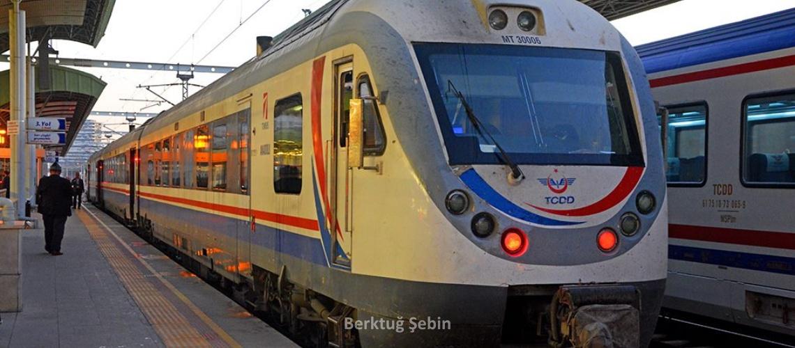 Konya Karaman treni