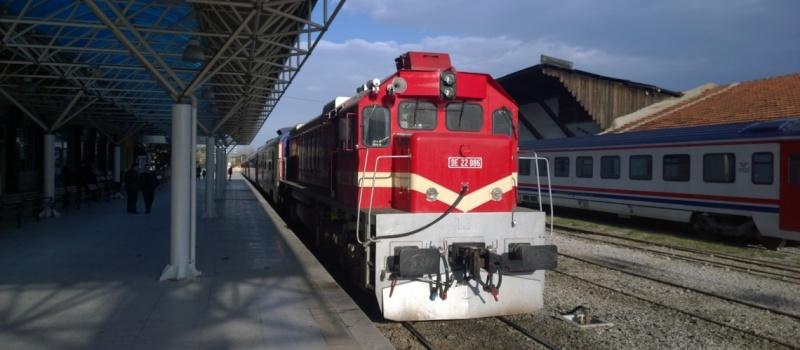 TCDD ana hat treni - Jools