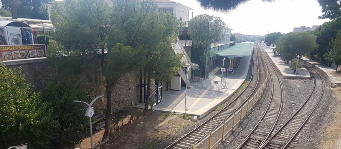 Aydin train station