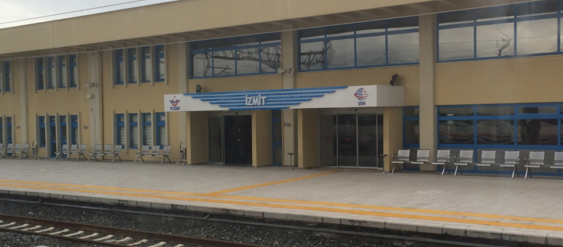 Izmit high speed train station