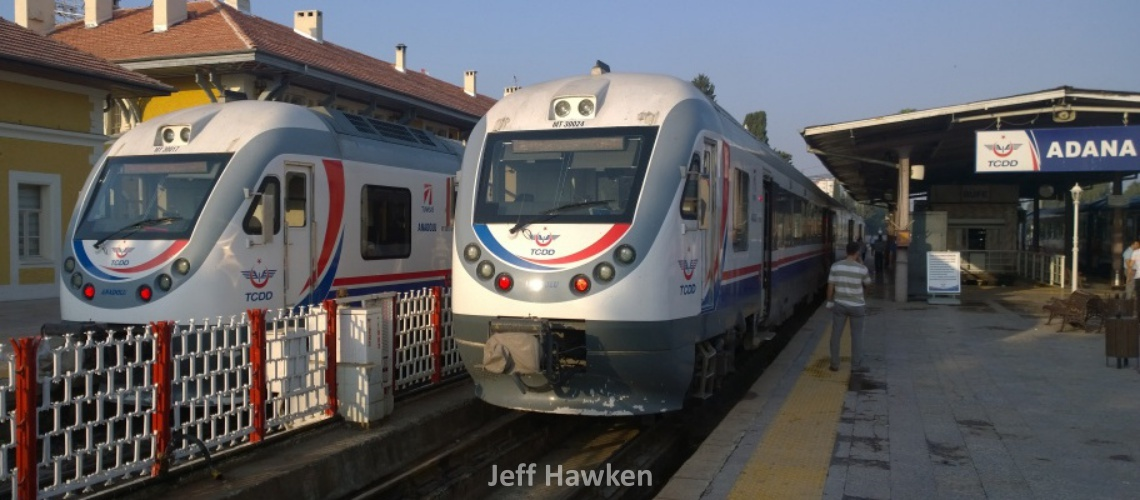 Adana Mersin treni