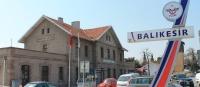 Balıkesir tren istasyonu - Ollios