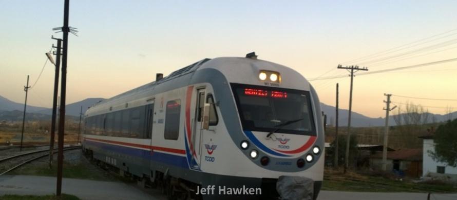 İzmir Denizli treni