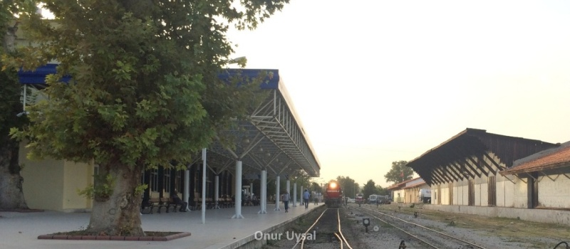 Denizli tren istasyonu - Onur