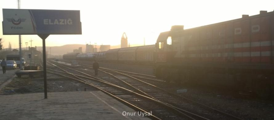 Elazığ tren garı