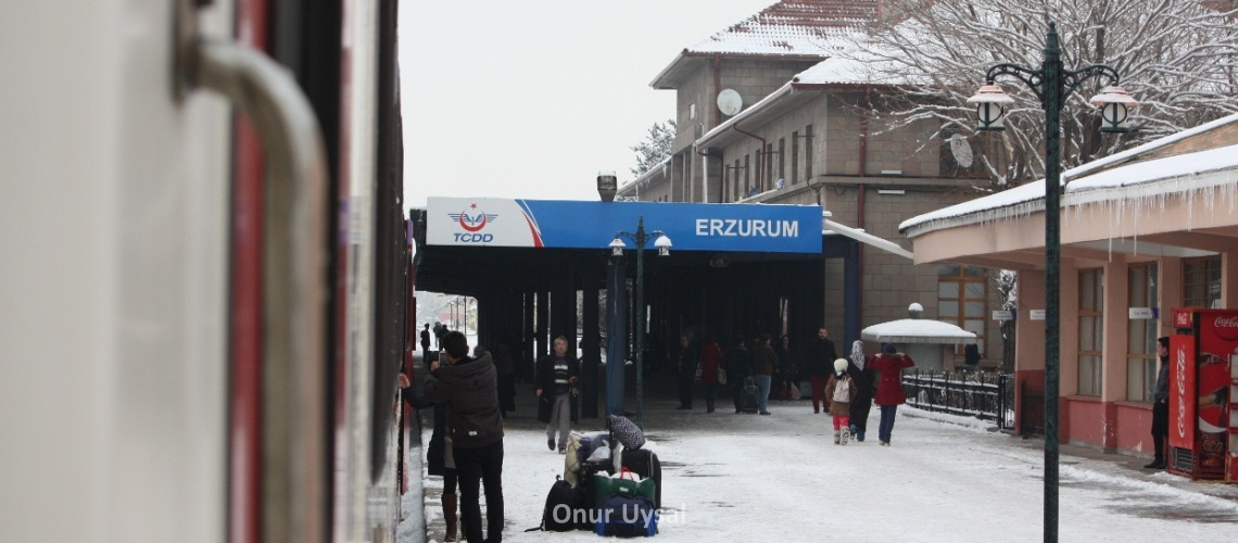 Erzurum train station