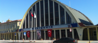 Eskişehir tren istasyonu - Onur