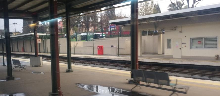 Gebze hızlı tren garı