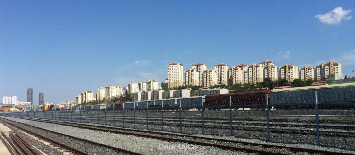 Halkali train station