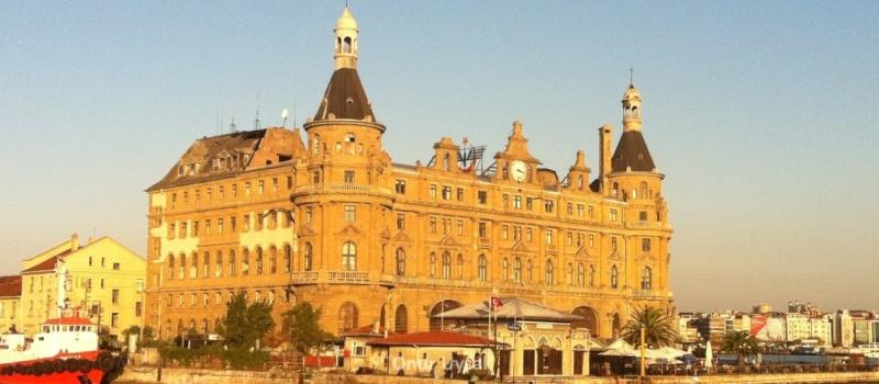 Haydarpaşa tren istasyonu - Onur