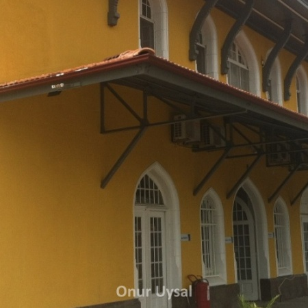 İskenderun tren istasyonu - Onur
