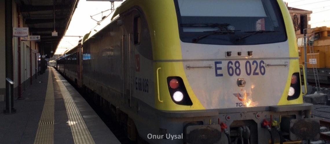 Pendik Adapazari train