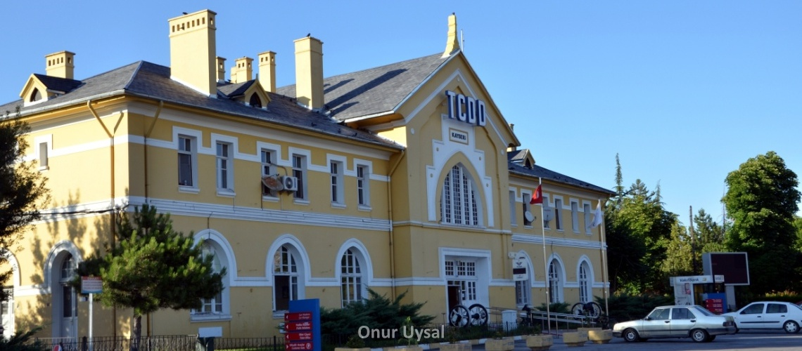 Kayseri train station