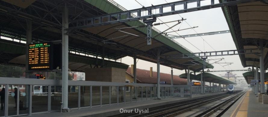 Konya train station