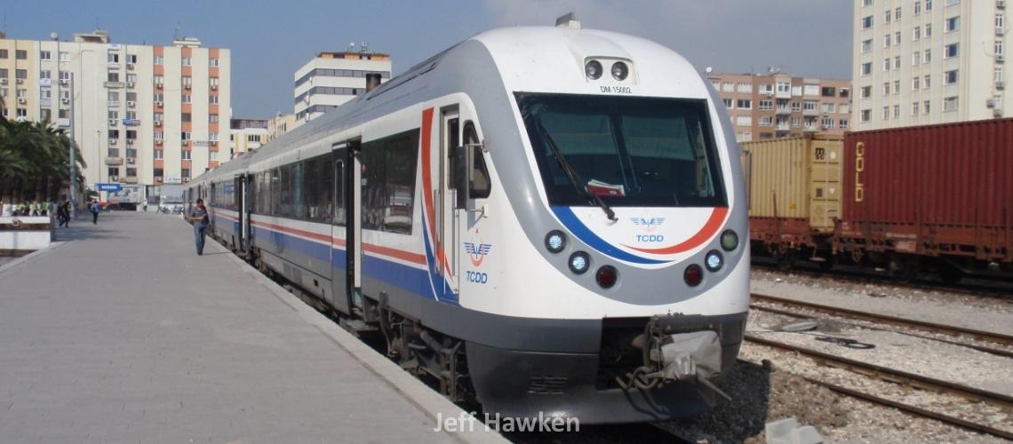 Mersin tren garı