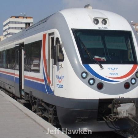 Mersin tren istasyonu - Jeff