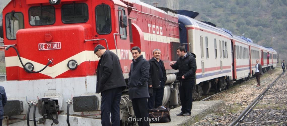 Samsun Sivas train