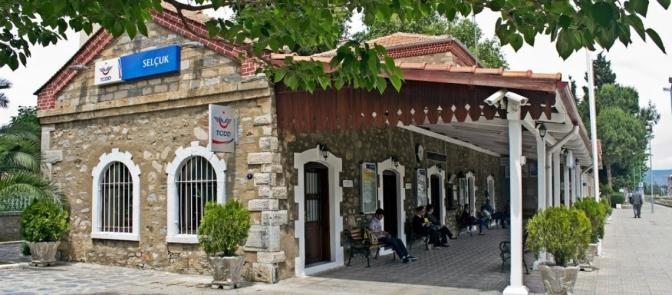 Selçuk tren istasyonu - İsmail