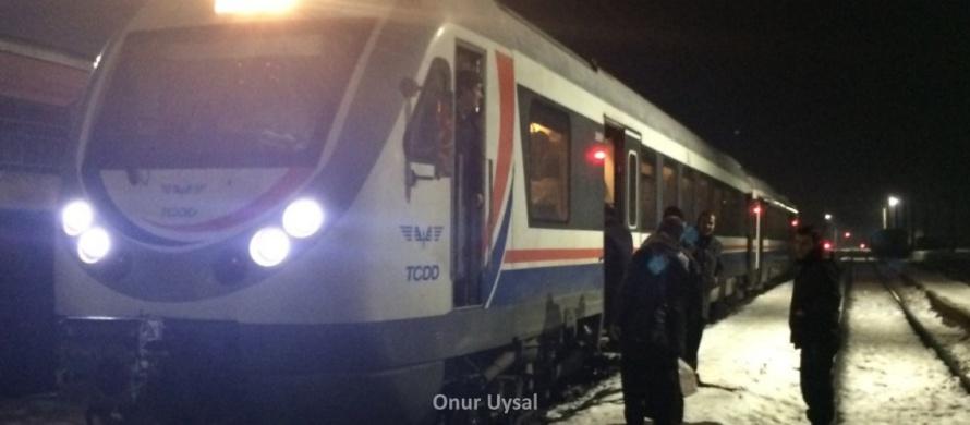 Divrigi Sivas treni