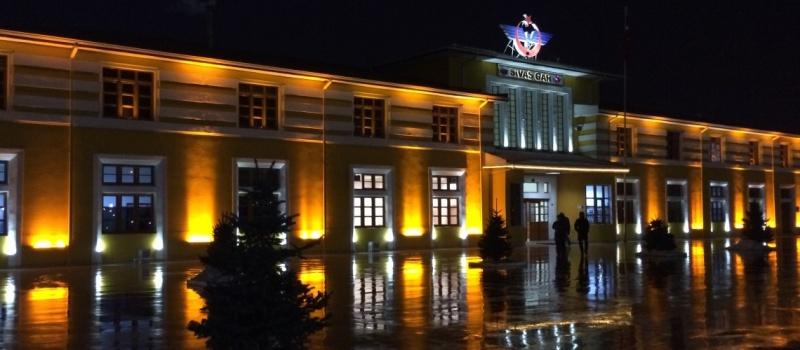 Sivas tren garı - Wikimedia