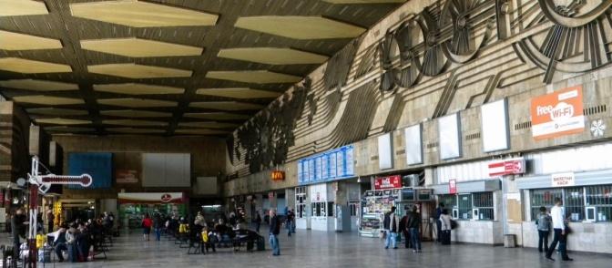 Sofya tren istasyonu - Timon91