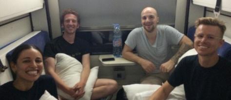 Belgrad İstanbul yolcuları