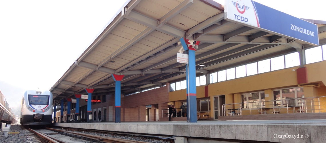 Zonguldak train station