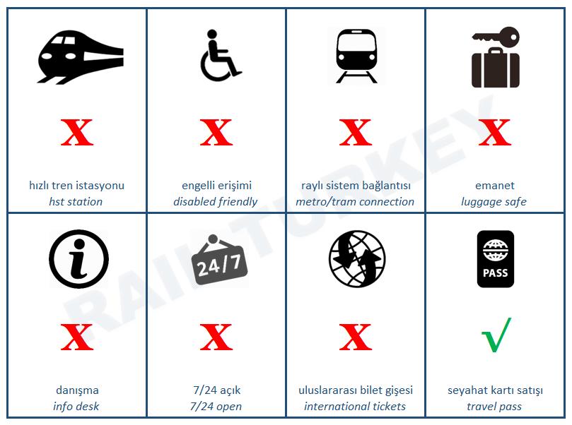 Alaşehir tren garı bilgi