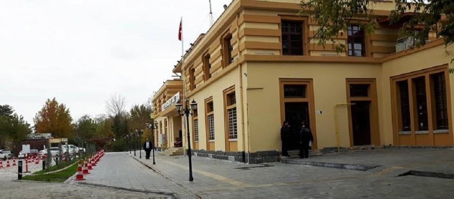Diyarbakır tren garı