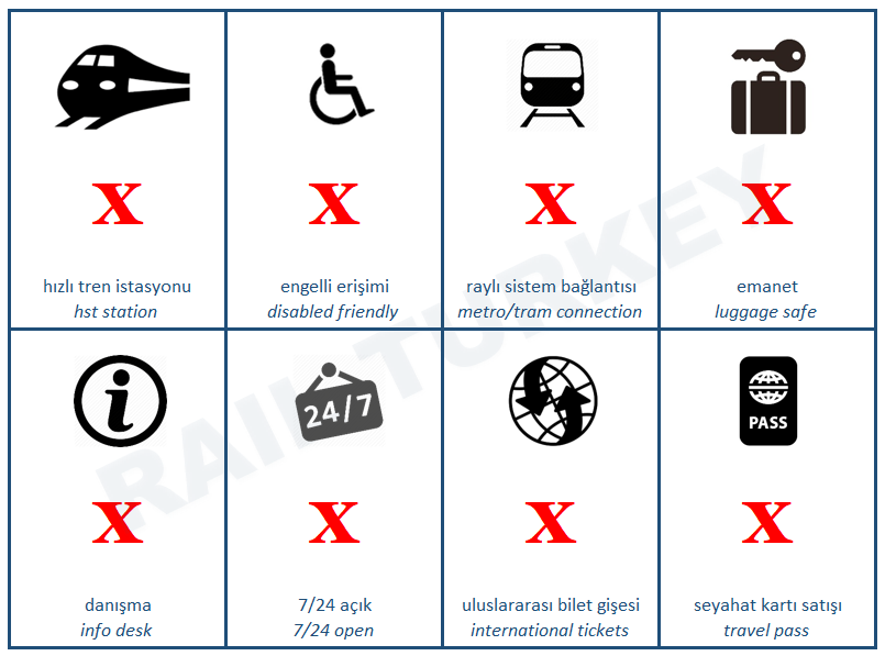 Selcuk train station information